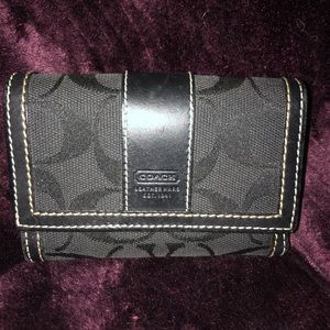 Coach Leatherware Unisex Wallet